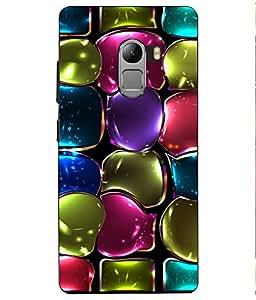 Case Cover Multicolour Printed Back Cover For Lenovo Vibe K4 Note