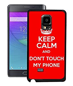 Crazymonk DIGITAL PRINTED BACK COVER FOR SAMSUNG GALAXY NOTE 4