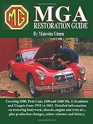 MGA Restoration Guide (Restoration Guide S.)