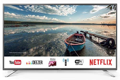 Sharp Aquos Smart TV da 65', UHD 4K, Suono Harman Kardon