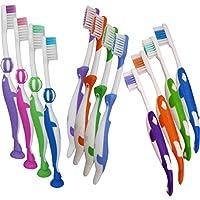 Cepillos Dentales para Niños ~ Paquete de 12 al Mayor (Set de Animales Marinos)