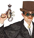 Pistola steampunk per travestimento stile gotico vittoriano