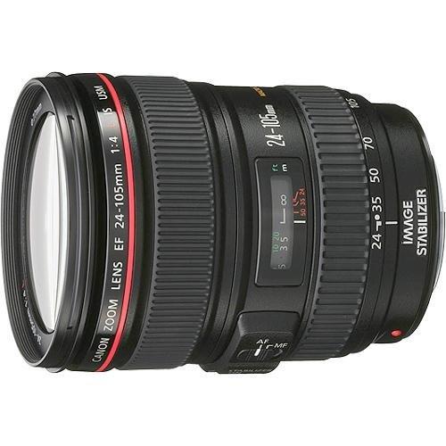 Canon EF 24-105mm 1:4,0 L IS USM Obiettivo(Ricondizionato Certificato)