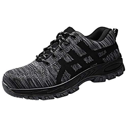 Oliviavan Scape per Sport Outdoor Uomo Scarpe da Ginnastica Uomo Sportive Corsa Trail Running Sneakers Fitness Casual Basse Trekking Estive Running All'Aperto