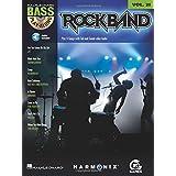 Bass Play-Along Vol.21 Rock Band + Cd