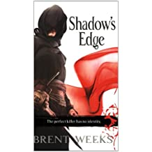 Shadow's Edge (The Night Angel Trilogy, Band 2)