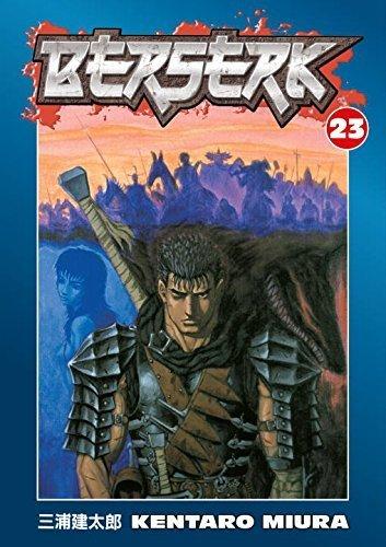 Berserk Volume 23: v. 23 by Kentaro Miura (2008-06-10)