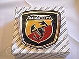 ABARTH Emblem FREGIO FIAT 500 Hinten Kofferraumkiste Original