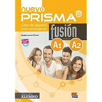 Nuevo Prisma Fusion A1-A2 : Libro del alumno