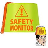 Accoutrements Safety Monitor Fez
