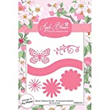 Apple Blossom Die Set Banner & Bloom Set of 6 | All Occasion Collection