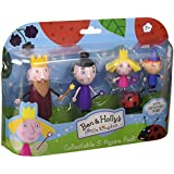 Ben and Holly 5-Figure Pack, Styles May Vary