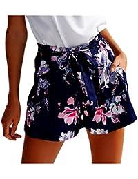 Suchergebnis auf für: blumen hose Shorts Damen