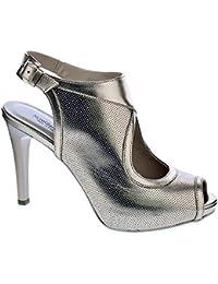 Para Nero es Giardini Amazon Mujer Zapatos 37 56XdUqw