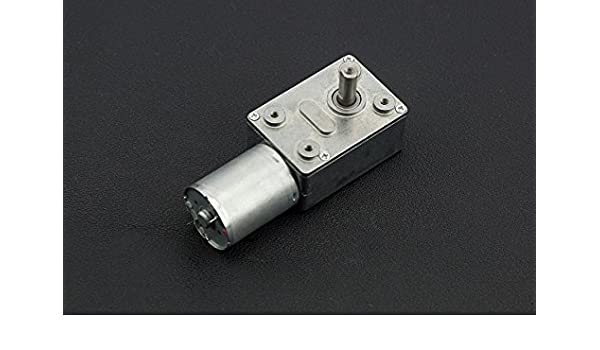 In ziyun, Turbo Metal Gear Worm Motor, Rated Voltage Is 12 V