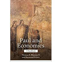 Paul and Economics: A Handbook