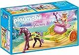 Playmobil 9136 - Carrozza della Fata dei Fiori con Unicorno