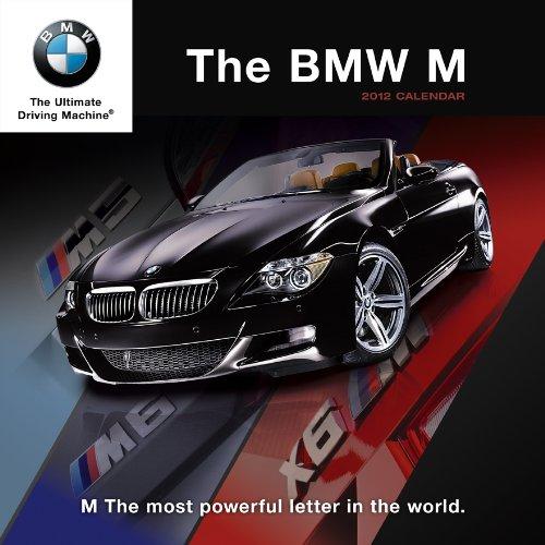 Bmw M Series 2012 Calendar (Bmw M Kalender)
