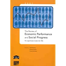 The Review of Economic Performance and Social Progress, 2001 (Institute for Research on Public Policy)
