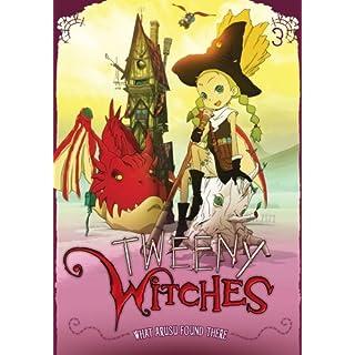 Tweeny Witches Vol 3: What Arusu Found There by Sachiko Kojima
