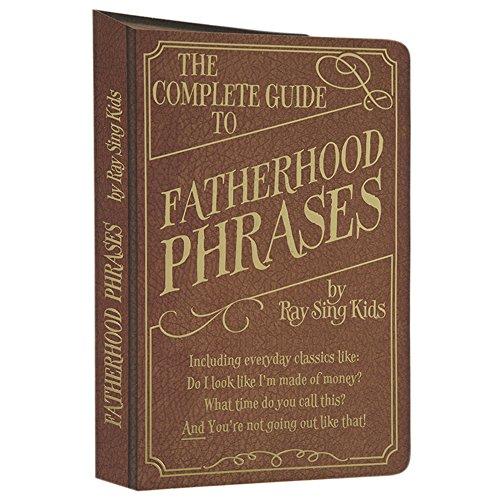 Hallmark Karte zum Vatertag mitAre We There Yet?-Aufdruck in englischer Sprache, größe M Sprüche zur Vaterschaft