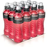 Powerade Sports Wild Cherry, 12 x 500 ml EW Flasche