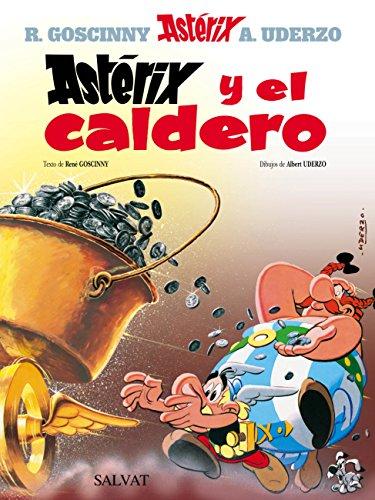 Astérix y el caldero por René Goscinny