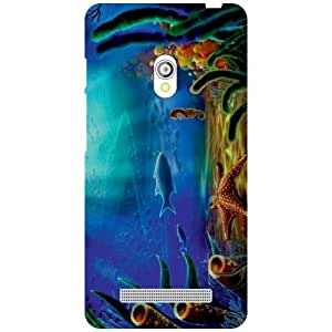 Asus Zenfone 5 A501CG Back Cover - Matte Finish Phone Cover