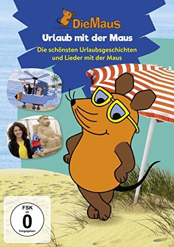 Die Maus 15 - Urlaub mit der Maus