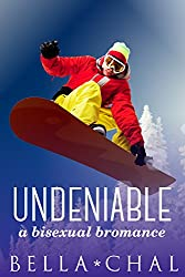 Undeniable: A Bisexual Bromance (English Edition)