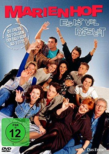 Es ist viel passiert: Die ersten 50 Folgen der Daily Soap (5 DVDs)