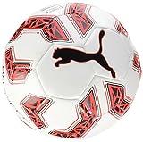 PUMA Evospeed 3.5 Hybrid Ball, White Black-Red Blast, 5