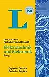 Image de Langenscheidt Fachwörterbuch Kompakt Elektrotechnik und Elektronik Englisch: Englisch-Deu