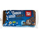Lima Bio Galettes de Riz Sarrasin Chocolat Noir 90 g