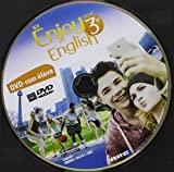 Anglais 3e A2-B1 New Enjoy English - DVD-Rom élève de remplacement (1DVD)