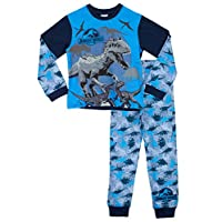 Jurassic World Boys Pyjamas Ages 5 to 13 Years
