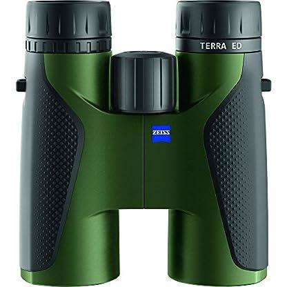 Zeiss Terra ED 8x 42Binoculars, Green/Black