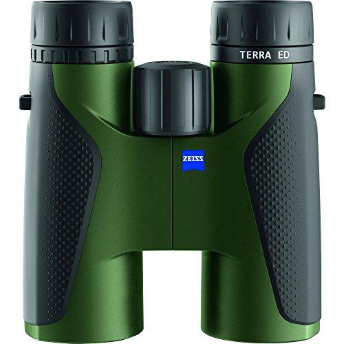 Zeiss Terra ED 8X42 Binocolo, Verde/Nero