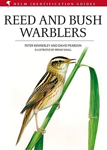 Reed and Bush Warblers (Helm Identification Guides) por David Pearson