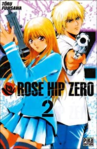 Rose Hip Zero Edition simple Tome 2