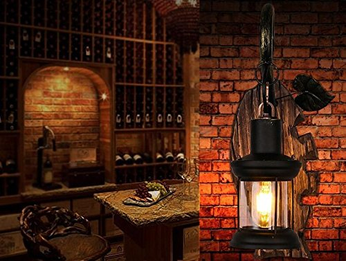Plafoniere Per Ristoranti : Lina muro industriale vintage applique lampada plafoniera per casa
