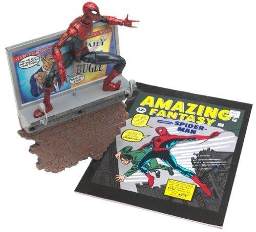 Spider-Man Classics Series II Spider-Man Action Figure by Toy Biz