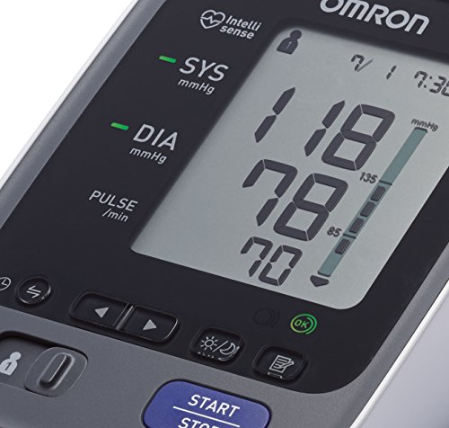 Omron M700 Intelli IT Automatisches Oberarm-Blutdruckmessgerät - 4