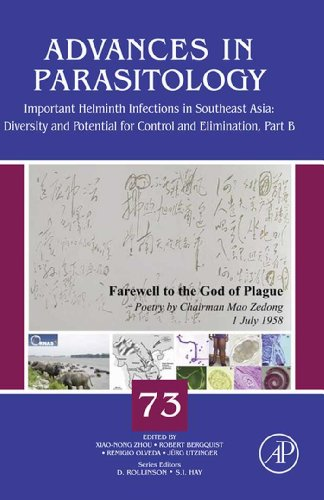 Important Helminth Infections In Southeast Asia: Diversity And Potential For Control And Elimination, Part B (advances In Parasitology Book 73) por Xiao-nong Zhou