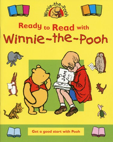 Ready to read with Winnie-the-Pooh