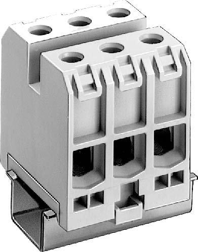 Siemens–Block Ausschalter Steckklemmen 3-polig 135A t-35