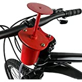 Generic 120db Cycling Bike Bicycle Air Horn Pump Bell Alarm Super Loud Professional Red