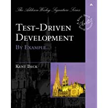 Test Driven Development: By Example (The Addison-Wesley Signature Series)