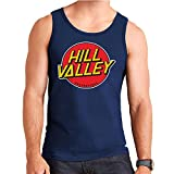 Hill Valley Hoverboards Back To The Future Men's Vest