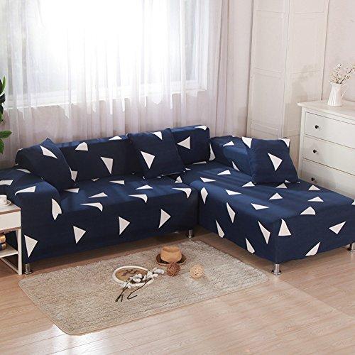 Wildleder sofa covers,Stretch sofa decken,Sofa abdeckungen pet protection,Möbel protector,Verdicken sie sofa deckel werfen 1,2,3,4 kissen abdeckungen -L Liebe Sitze (Stoff Drei Sitz Loveseat)